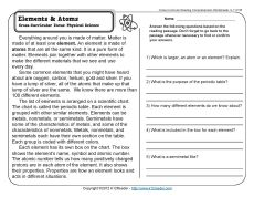 Printables Atoms Worksheet 1000 images about atoms on pinterest activities 3rd grade reading and student