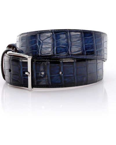 Santoni 1000 dollar belt. Alligator  https://twitter.com/sandnerber