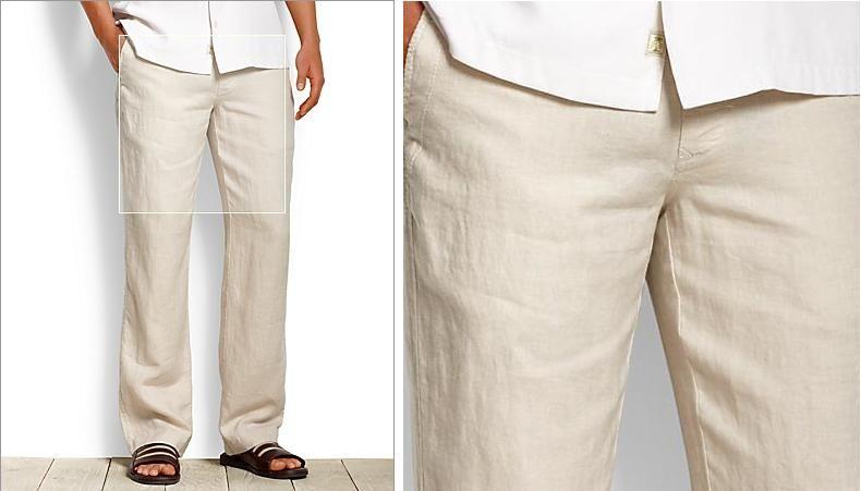 Men S Linen Pants