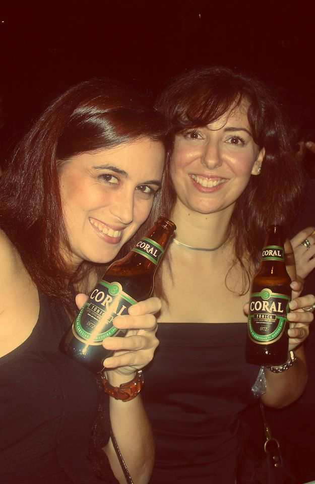Cerveja Coral Tónica #Halloween #CervejaCoral