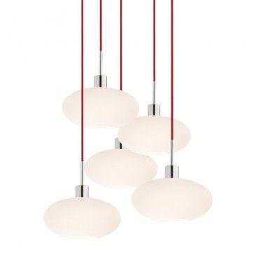 Glass pendants 5 light oval pendant light sonneman pendants glass pendants 5 light oval pendant light aloadofball Gallery