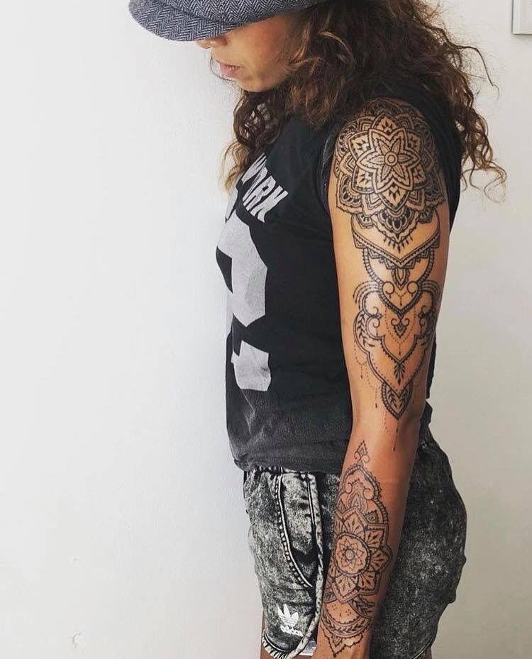Glennis Grace Stay Classy Tattoo Schiedam Sleeve