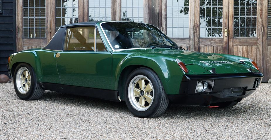 'Love me a 914/6 GT. 1970 Porsche 914/6 (GT Specifications