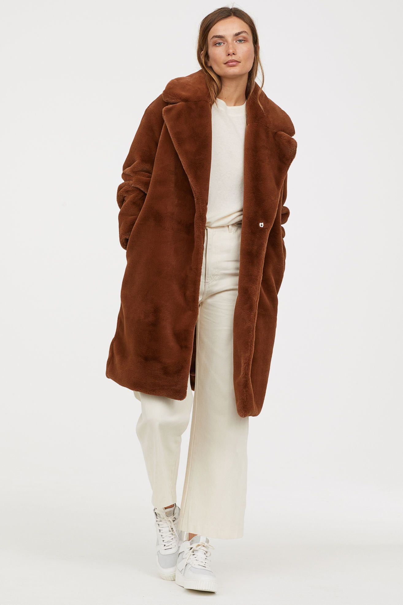 e7f426b038 Faux Fur Coat in 2019 | Things I want to buy: Personal Edition ...