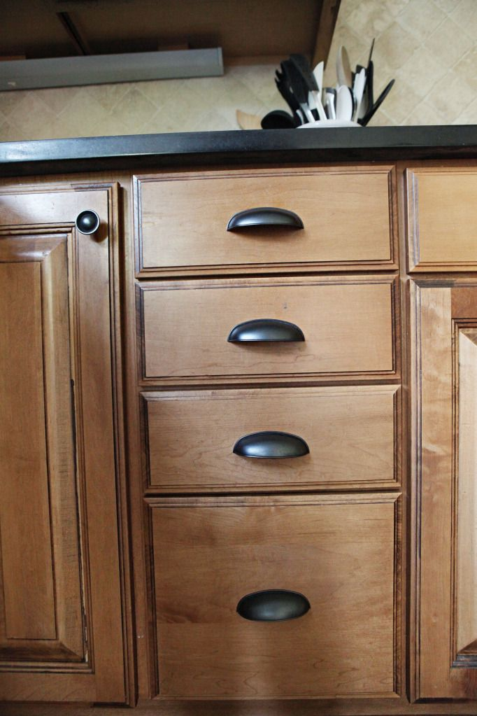 Learning The Hard Ware Kitchen Drawer Pulls Kitchen Cabinets Makeover Drawer Pulls