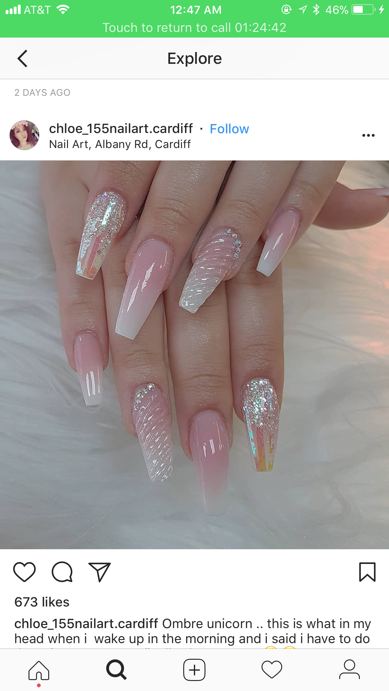 Pin By Creanne Owens On Nail Art Inspiration Pretty Nails Acrylic