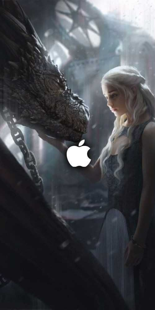 Game Of Thrones Iphone 5 Wallpaper Khaleesi