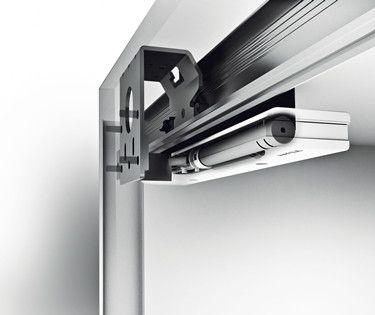 Hafele Hafele Releases New Vorfront Sliding System For Wardrobe Slido Classic Vf 50 P Door Fittings Hafele Hardware