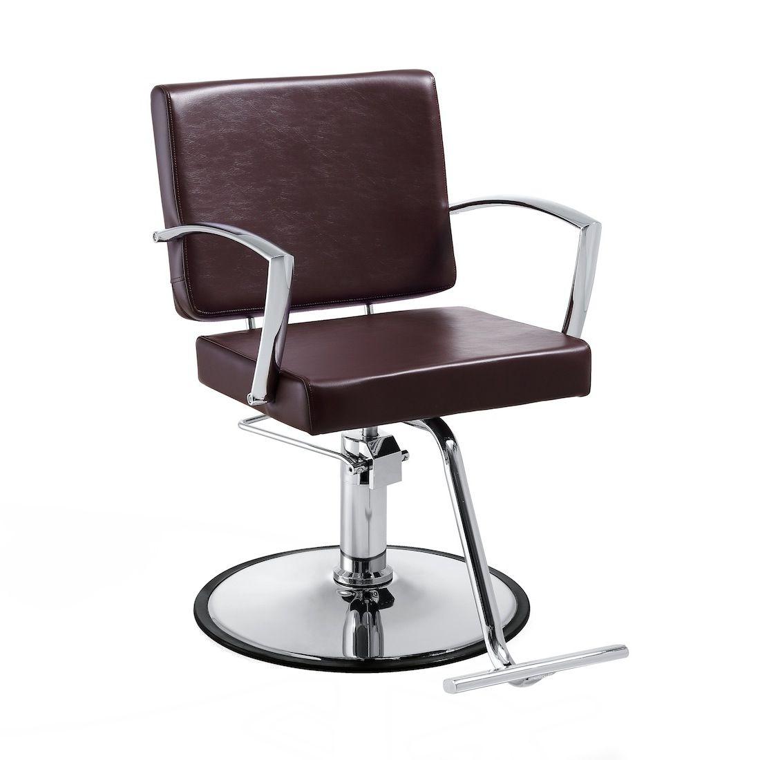 The Duke Salon Chair 199 Salon Chairs Salon Styling Chairs Hair Salon Chairs