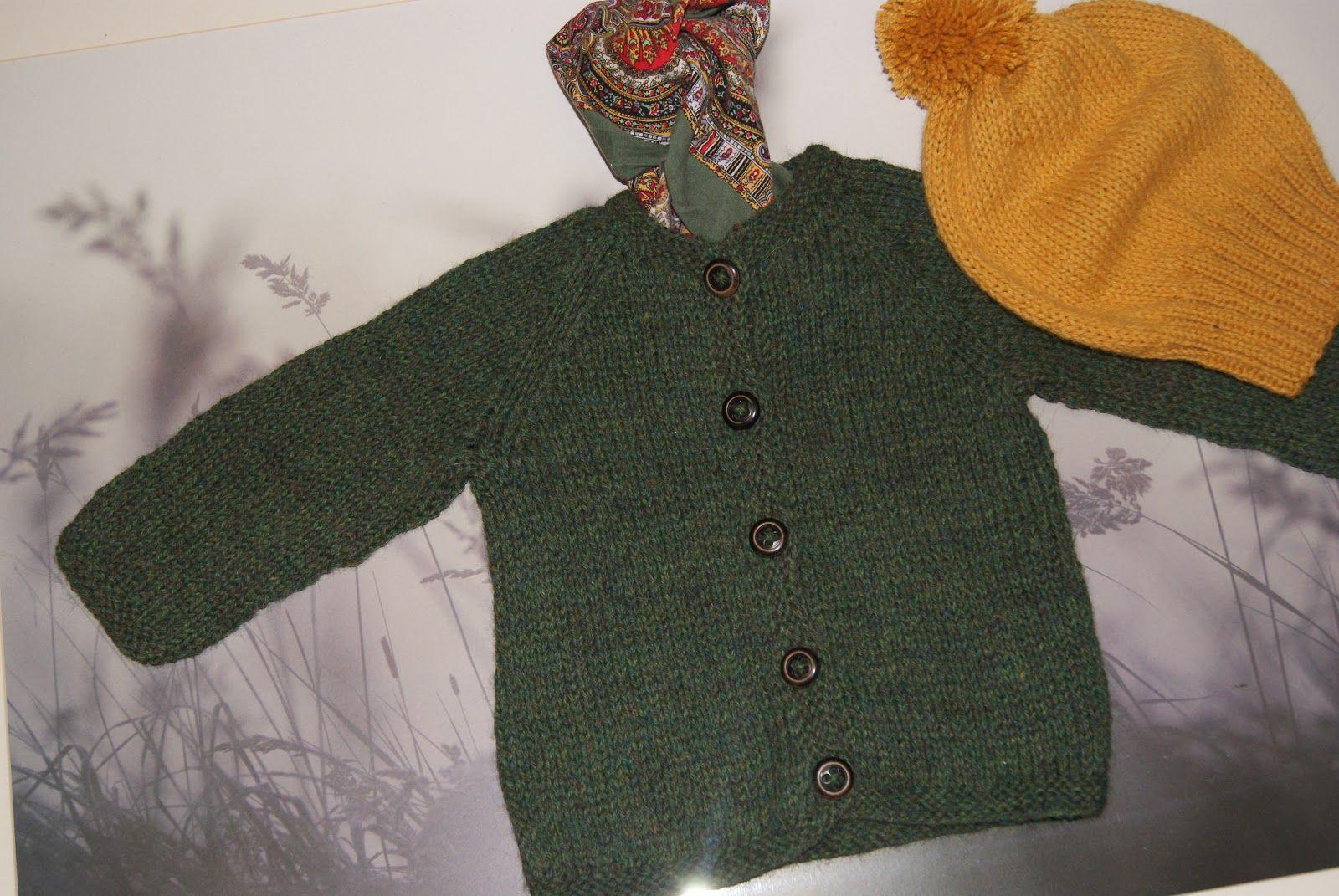 Gustav & Berta: Alpakka-jakke