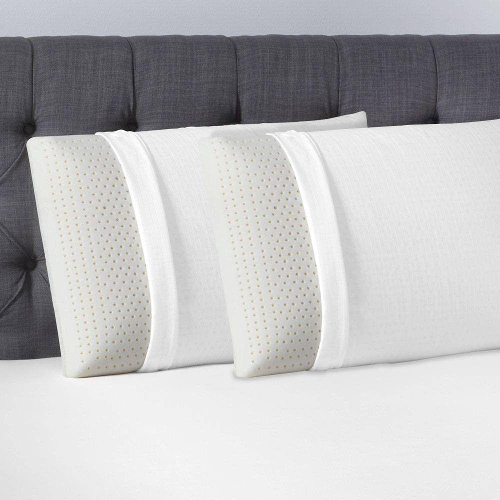 White Slumberdown Memory Foam Plus Pillow
