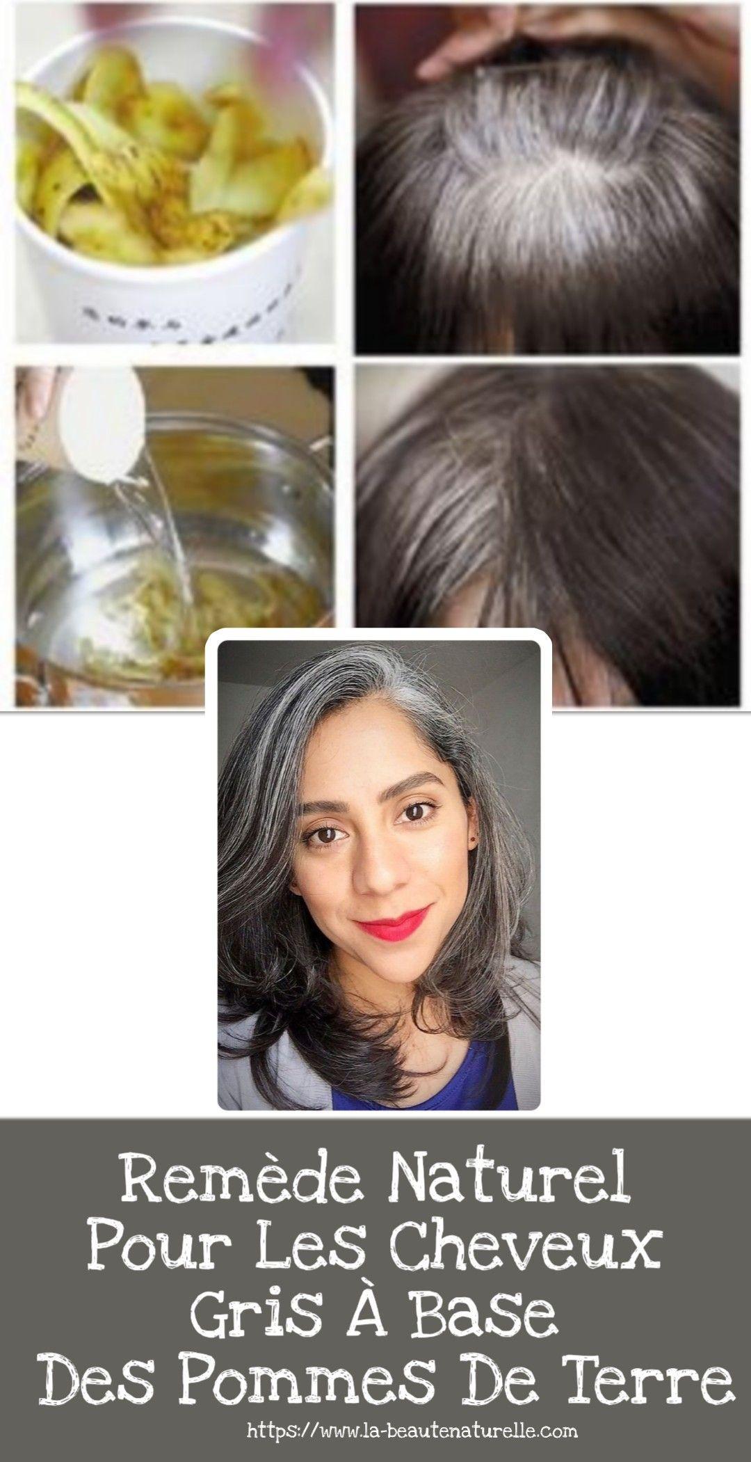 Comment Avoir Moins De Cheveux Blancs