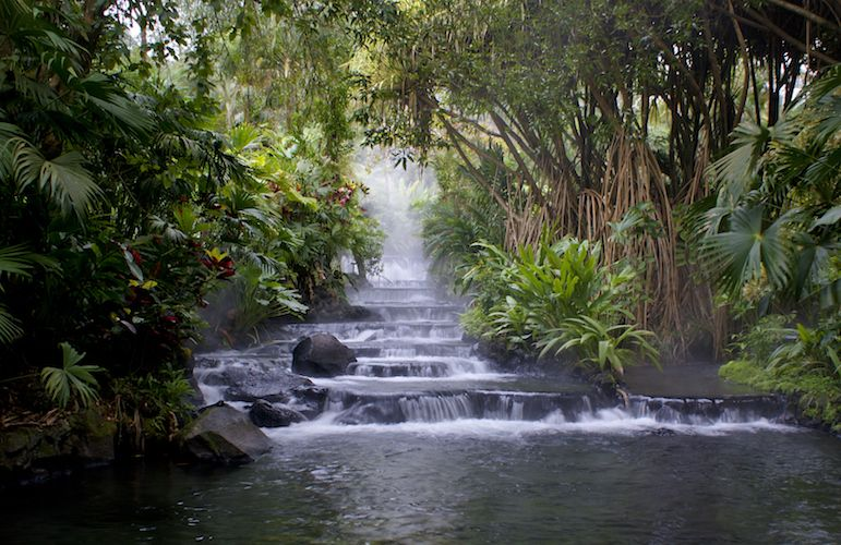 The top four hot springs in Costa Rica for a lush thermal dip