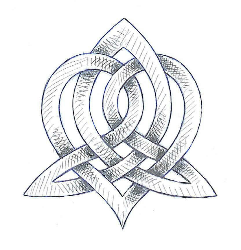 Sister Celtic Knot Im Digging This For A New Tat Pictures