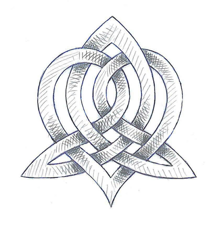 Sister Celtic Knot Celtic Designs Pinterest Celtic Knots