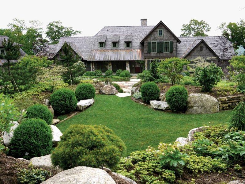 12+ Gartengestaltung mit immergruenen pflanzen 2021 ideen