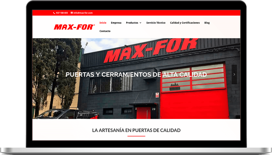 Web MAX-FOR