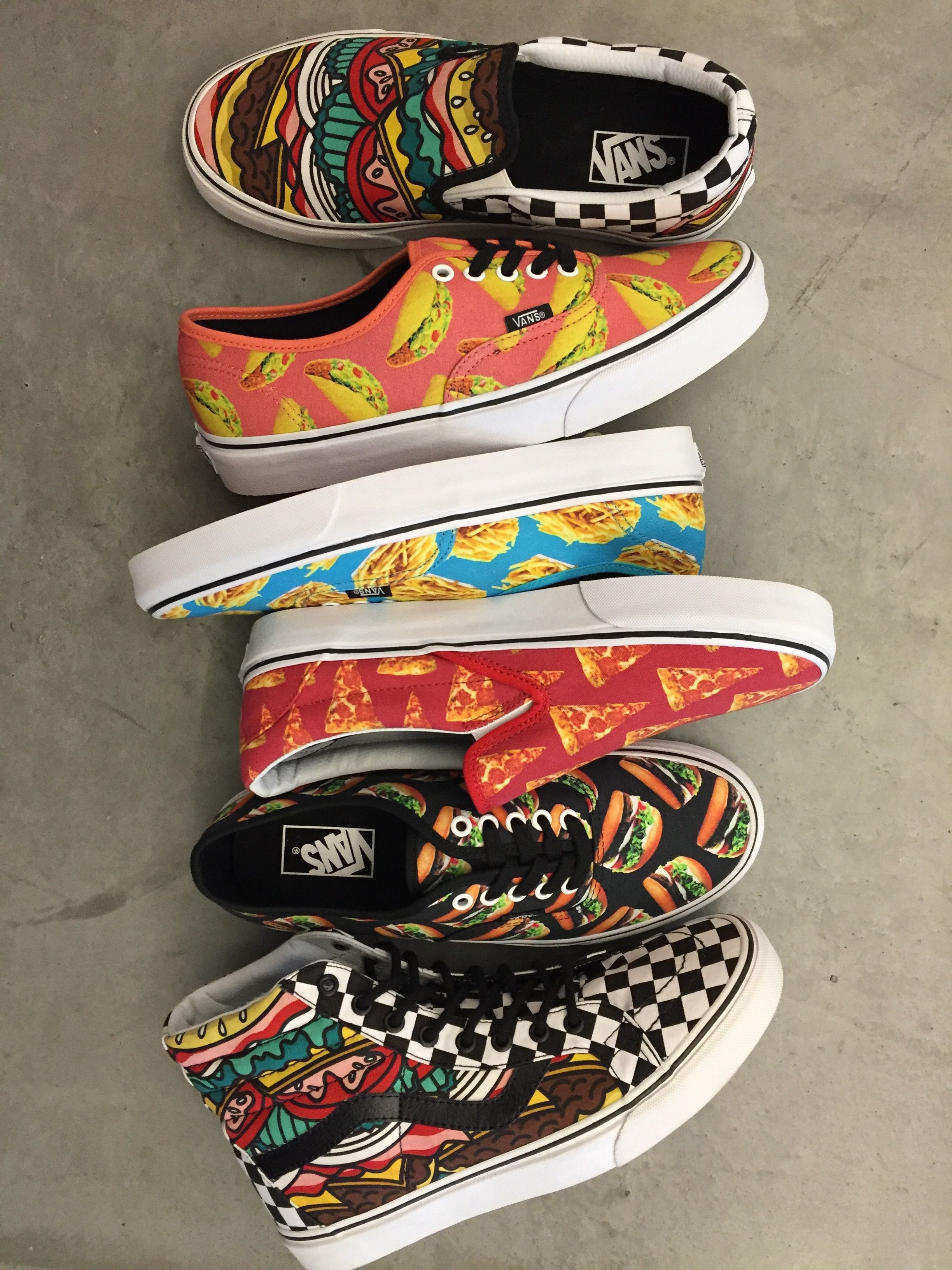 Feed your cravings with the Late Night Collection   VANS   I