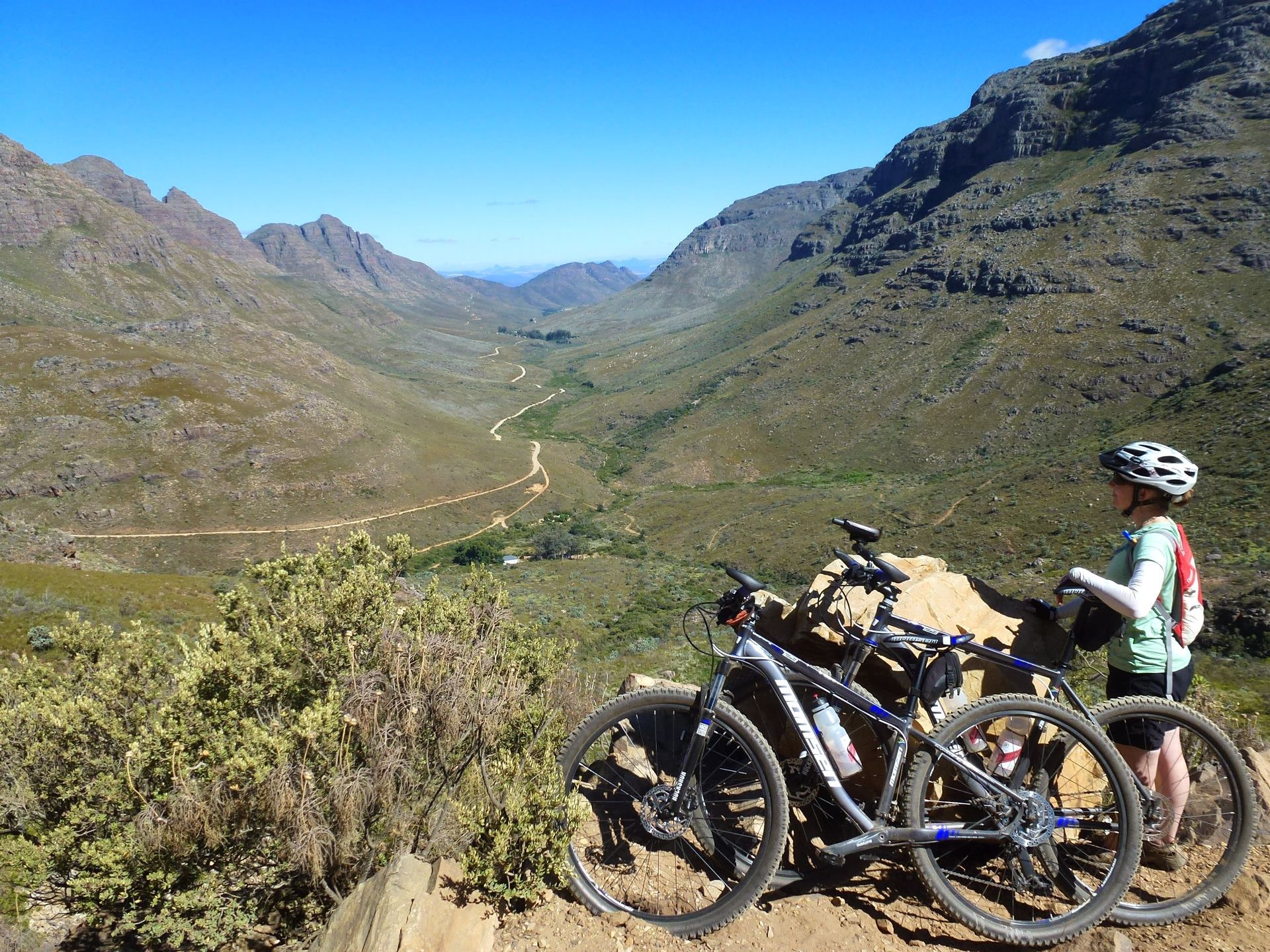 Cederberg Secrets – Into the Wild  - Africa Cycle Tours