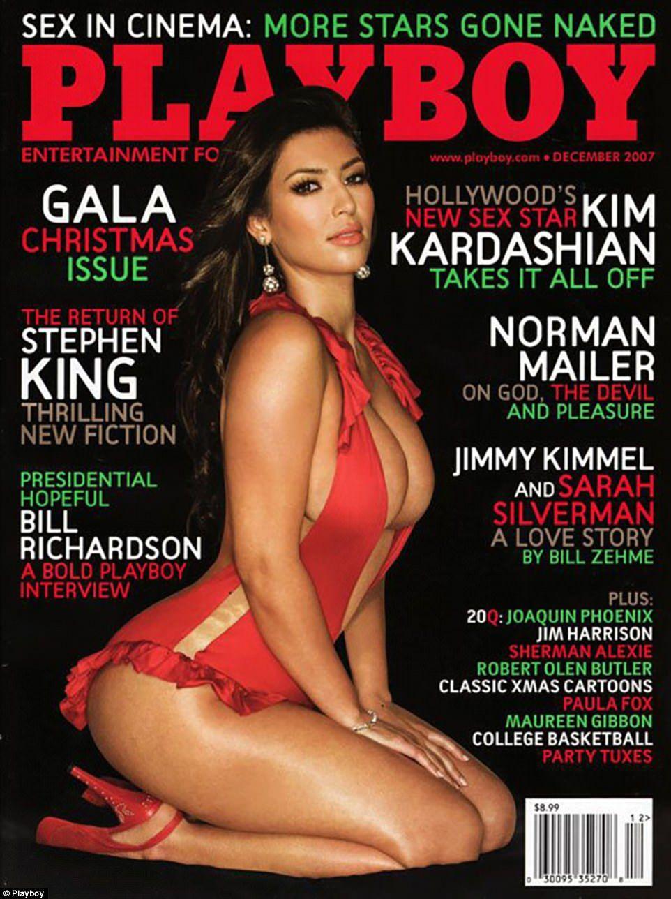 Kim kardashian naked in hugh hefner morgan nude pictures