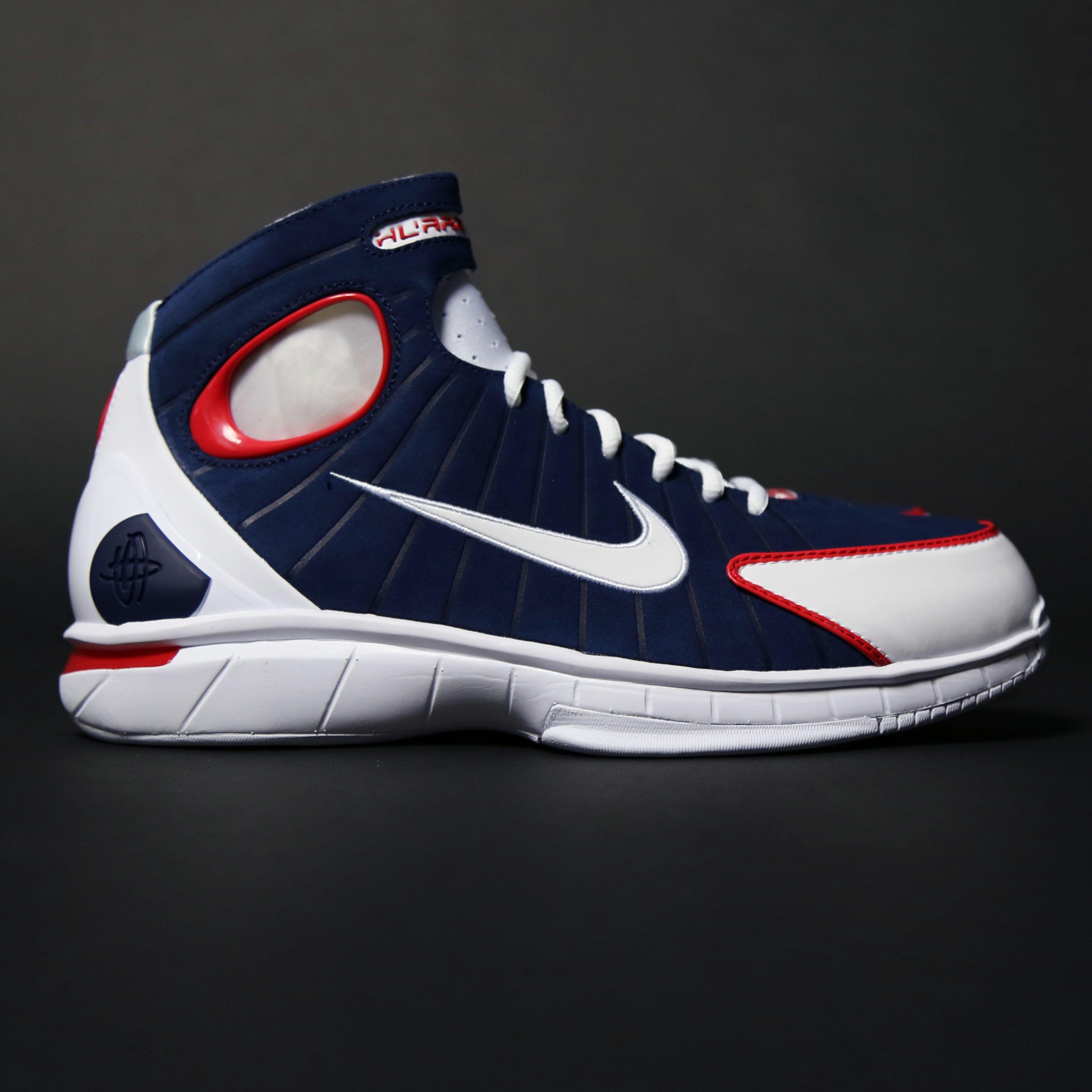 5a021d9c0370 ... 2005 Nike Air Zoom Huarache 2K5 Sneakers For Sale Pinterest Nike  basketball