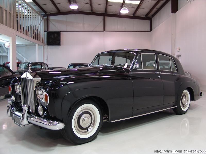 DANIEL SCHMITT & CO CLASSIC CAR GALLERY PRESENTS: 1965 ROLLS-ROYCE SILVER CLOUD III