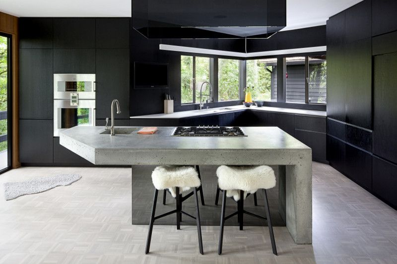 Kitchen Designers Portland Oregon Captivating Usually Modern Feels Too Cold To Me But This Kitchen Makes Me Inspiration