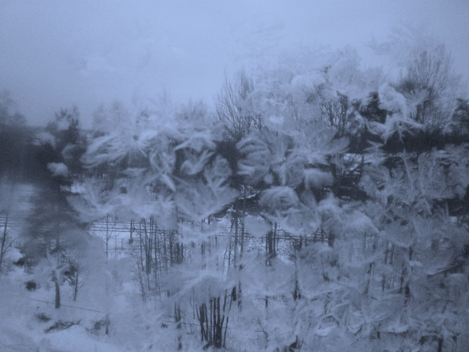 jääkuvio ikkunsaas