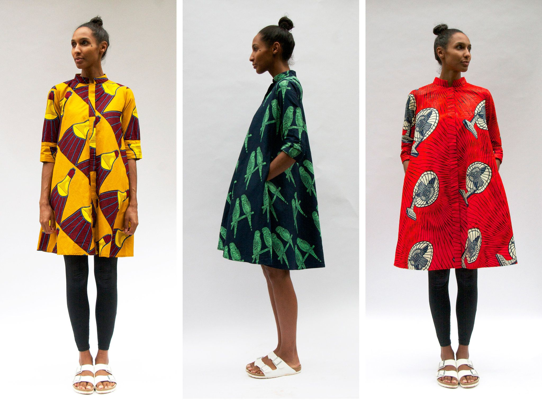 Kenyan Women Dress Patterns