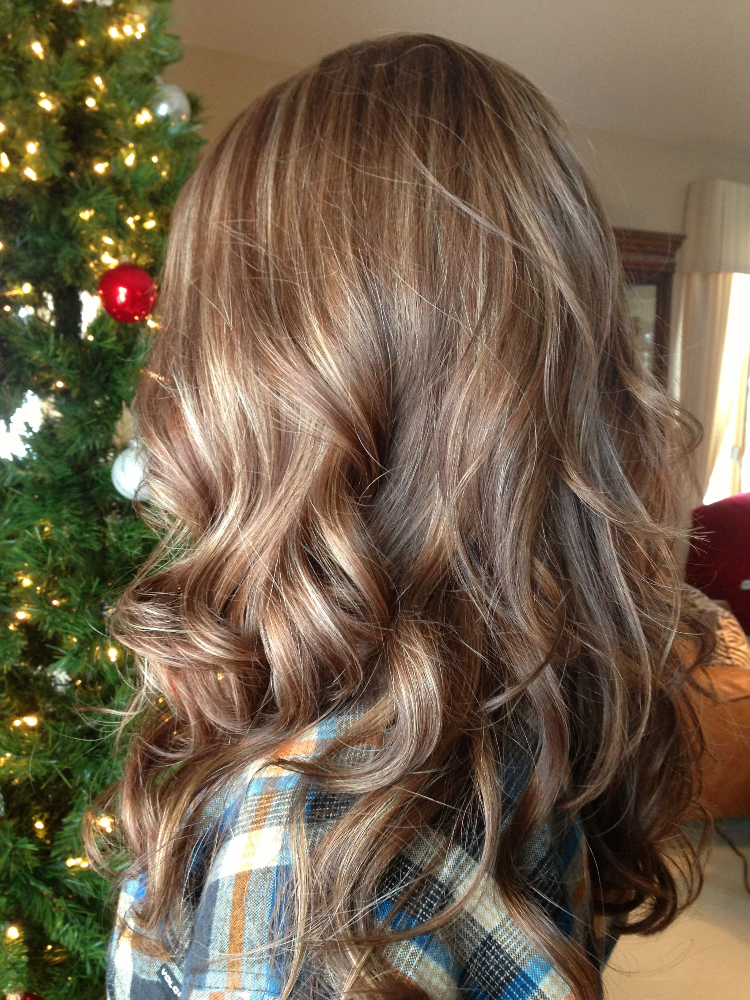 Caramel highlights hair pinterest blond highlights hair