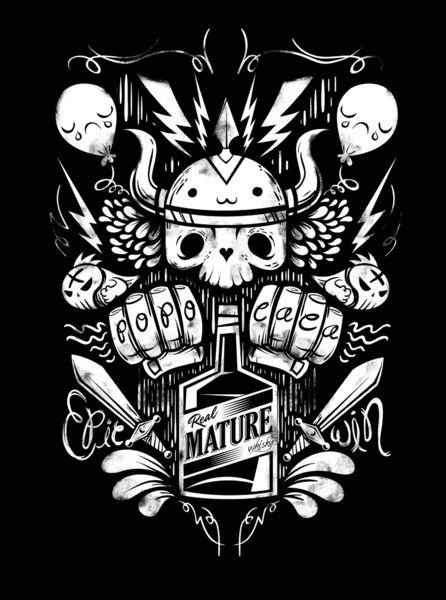 Mature Art Print / CARLOS LERMA
