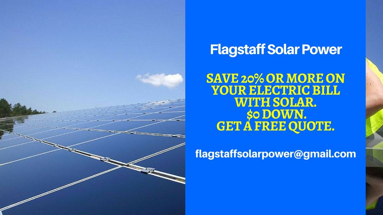 Compare The Best Affordable Flagstaff Arizona Solar Panels Companies Installers Revi Free Solar Panels Solar Installation Solar Panel Cost