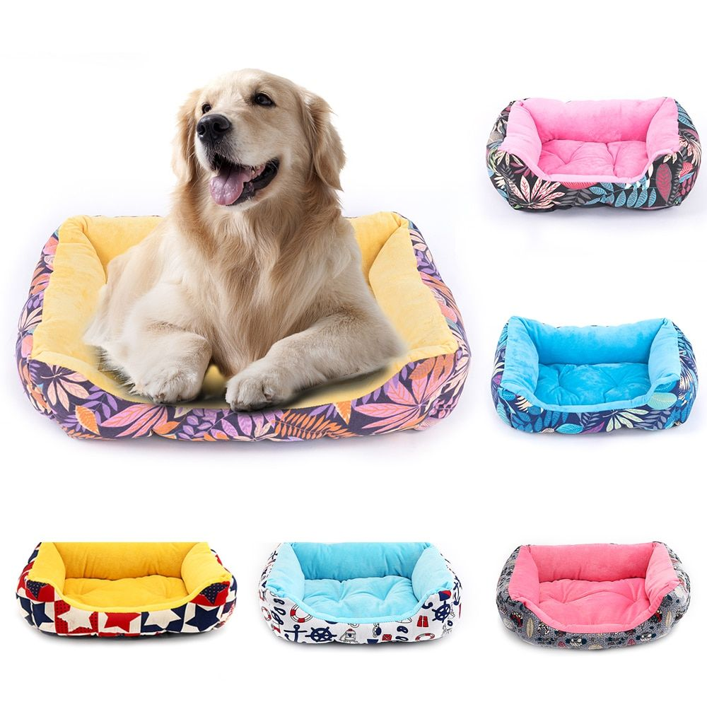 Us 1013 49 Off Pet Products Dog Bed Bench Dog Beds Mats For Small