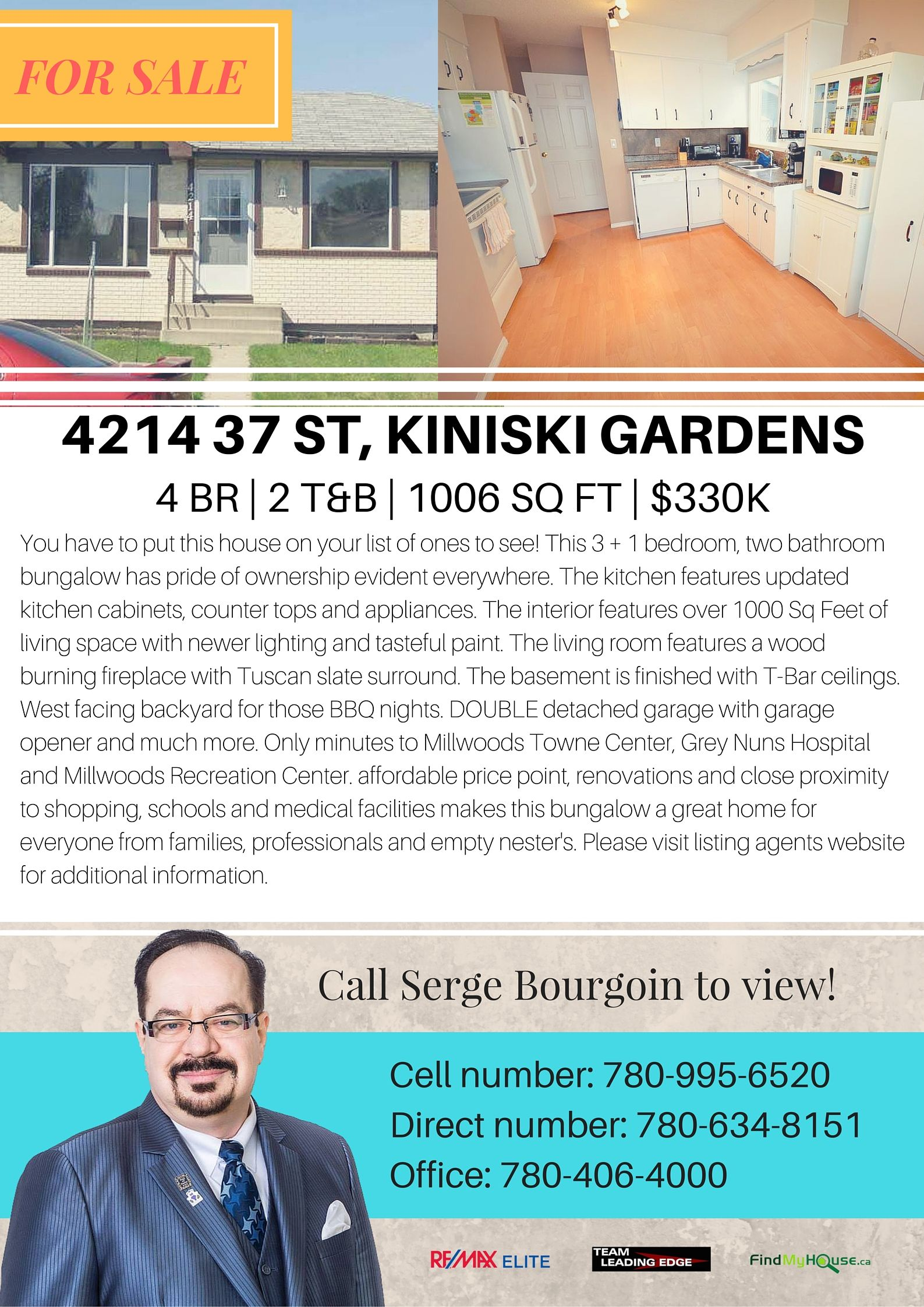 kiniski gardens edmonton home for sale
