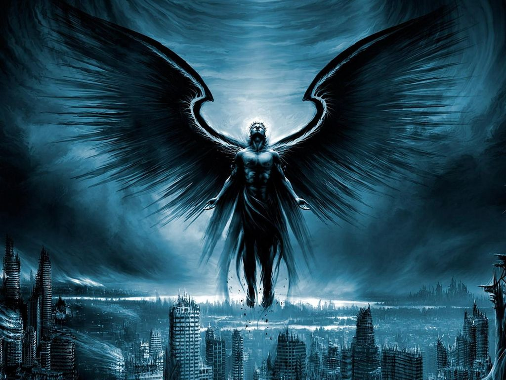A Guide To The Seven Angels Of The Apocalypse Dark Angel Wallpaper Angel Pictures Angel Wallpaper Dark angel anime wallpaper