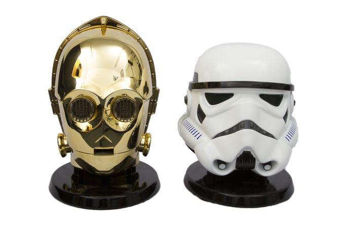 Camera Caché Star Wars : Star wars bluetooth speakers by acworldwide u2014 kickstarter