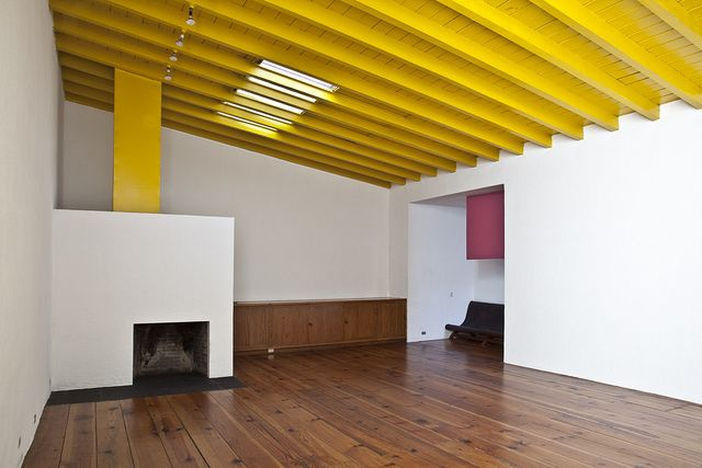 Casa Estudio Luis Barragan Space Architecture Home Interior Design Luis Barragan