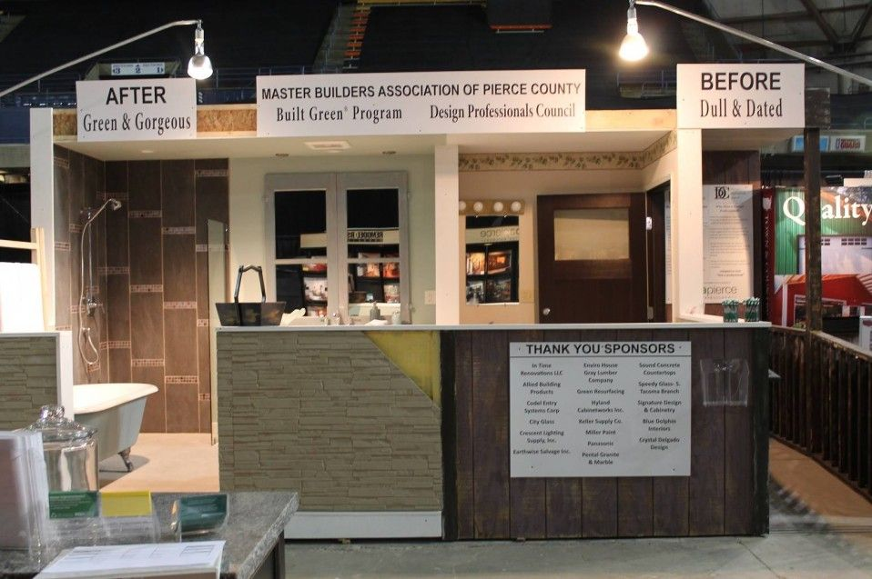 Home Show Booth Bathroom - Google Search