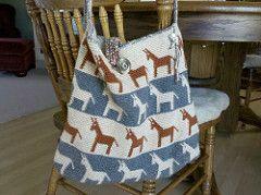 Ravelry: Horse Around Purse pattern by Carol Ventura