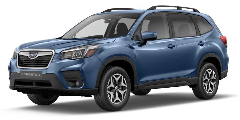 Horizon Blue Pearl Subaru Forester Best Midsize Suv Subaru