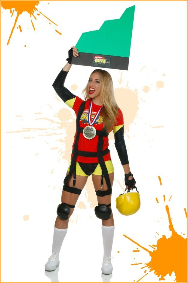 diy 90s nickelodeon game show costumes in 2019 holidays