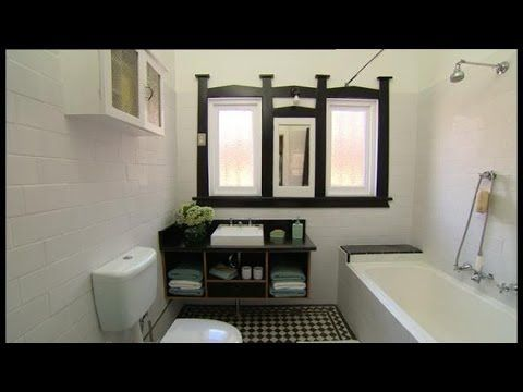 Bathroom Makeovers Youtube diy: cosmetic bathroom, ep 1 (31.01.14) - youtube | small