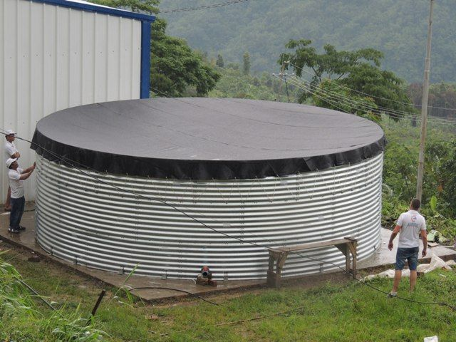 Wetcomb Manufacture Top Class Flexible Water Tank With A