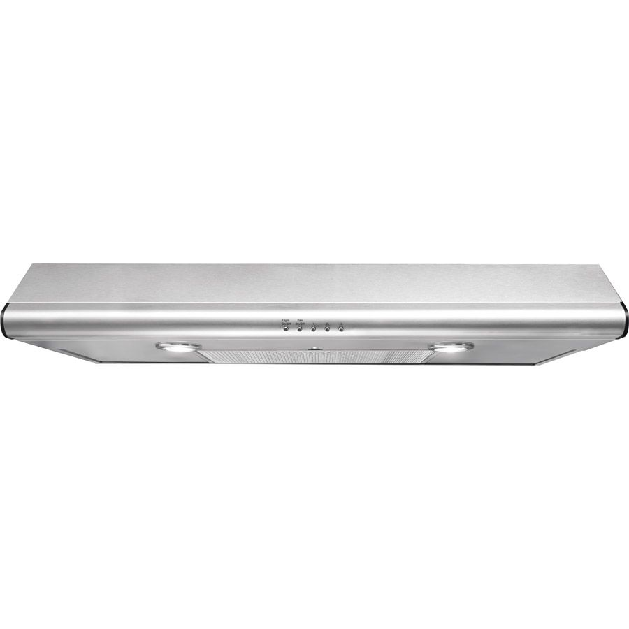 Frigidaire 36 In Convertible Stainless Steel Undercabinet Range Hood With Charcoal Filter Lowes Com Stainless Range Hood Range Hood Built In Dishwasher