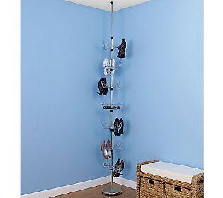 Floor-to-Ceiling Shoe Tree