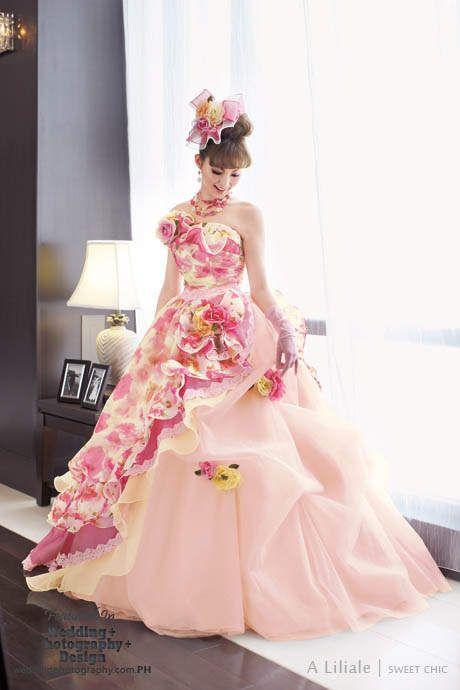 Modern Kawaii Japanese Wedding Dresses 3 | Runway Dresses ...