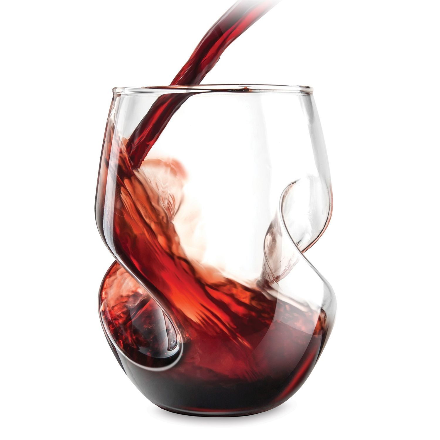 Due Volte Aerating Wine Glasses Set Of 4 Hand Blown Wine Glasses Red Wine Glasses Wine Glass Set