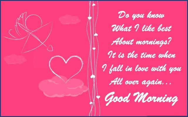 Good Morning Messages For Love Morning Love Messages Famous