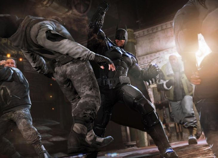 Some Batman Arkham Origins Story Based Dlc Is On The Way Will