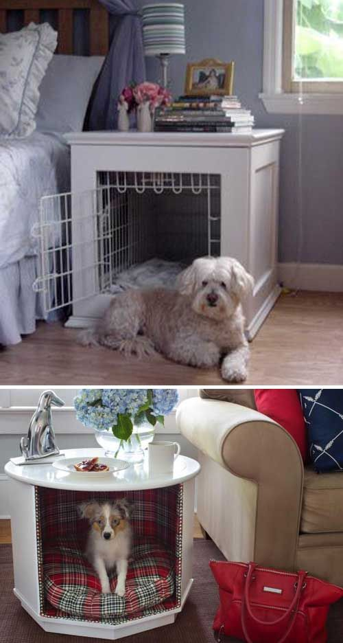 Top 27 DIY Ideas How to Make a Perfect Living Space for Pets #diyideas
